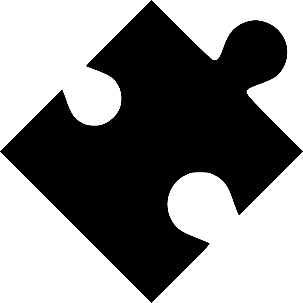 Svg png icon free. Puzzle clipart consideration