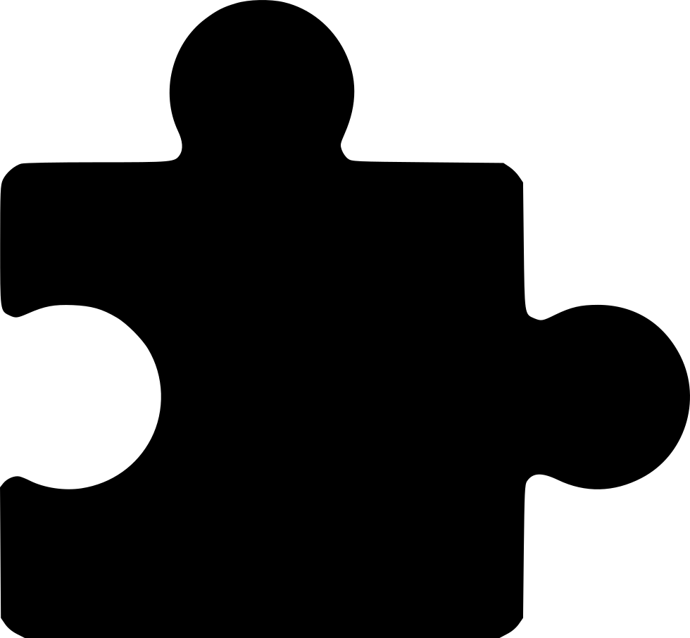 Puzzle clipart consideration. Svg png icon free