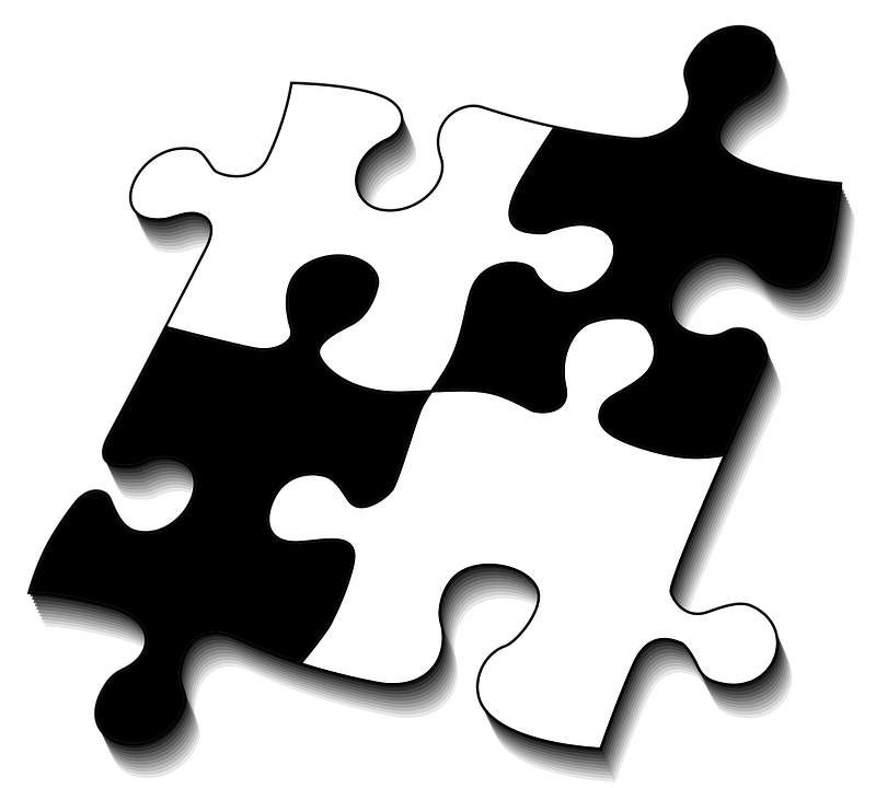 The pmf sales equation. Puzzle clipart consideration