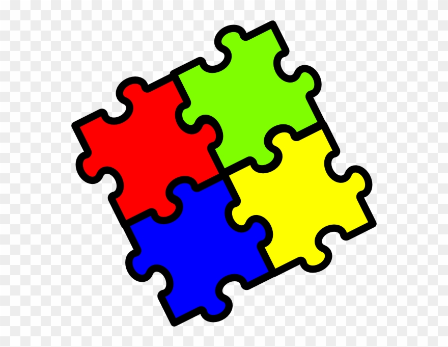 Puzzle clipart cute. Png download pinclipart