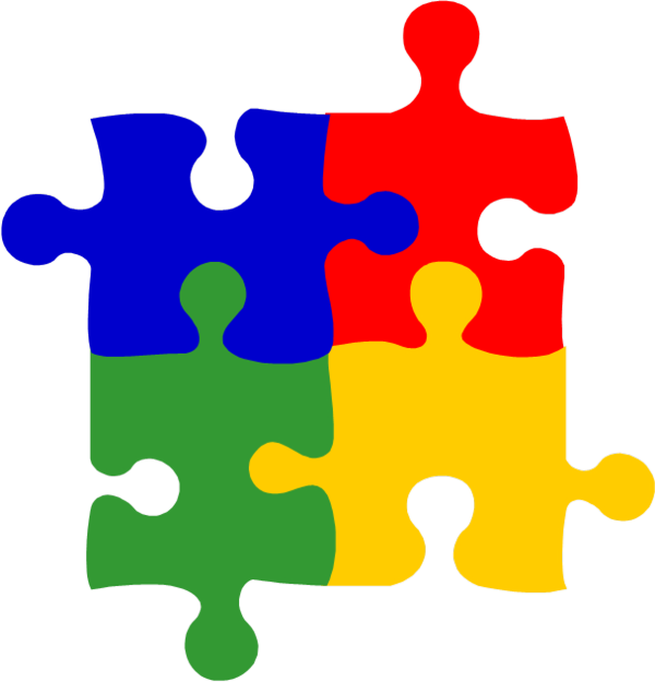 Our staff cpaba therapy. Puzzle clipart exceptional child
