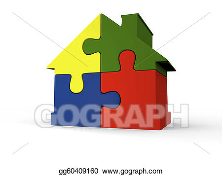 Drawing gg gograph . Puzzle clipart home
