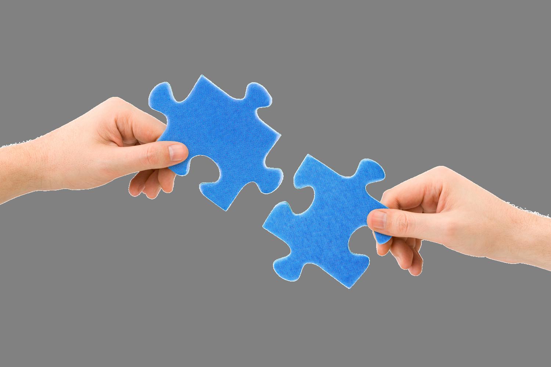 Teamwork clipart puzzle. Devotional the of interlocking