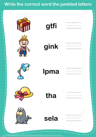 Puzzle clipart jumbled. Jumble word game copy