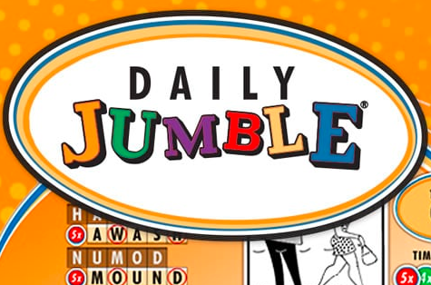 Puzzle clipart jumbled. Daily jumble answers september