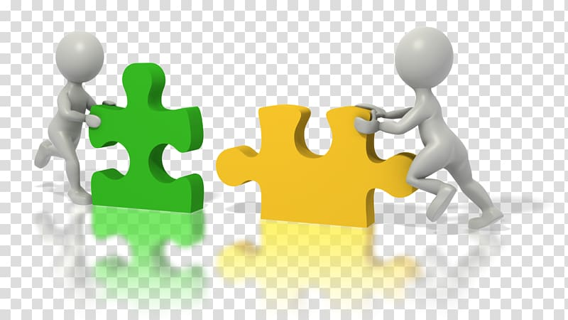 Jigsaw transparent background png. Puzzle clipart meeting