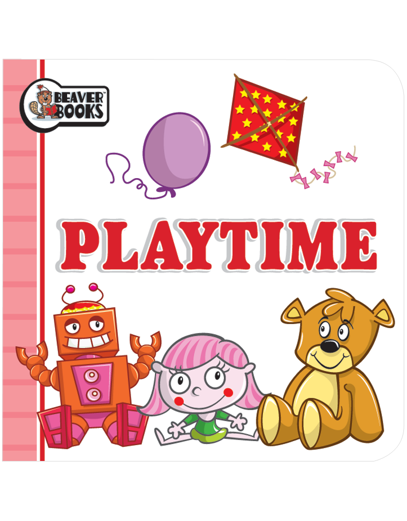 Chunky board books beaver. Young clipart playtime
