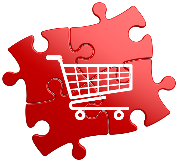 Puzzle clipart preference. Ecommerce digital personalities puzzlecart