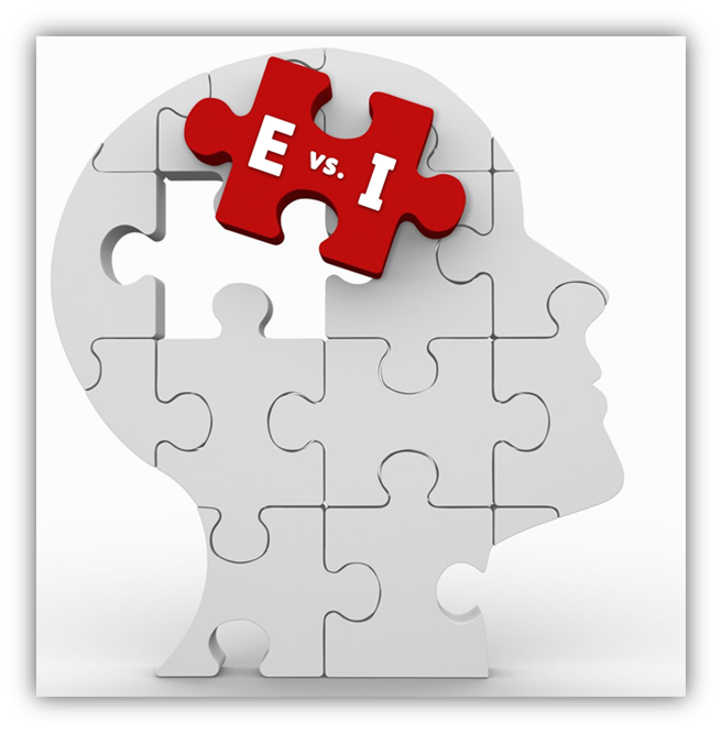 E vs i how. Puzzle clipart preference