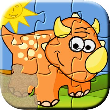Puzzle clipart preschool. Dino free kids games