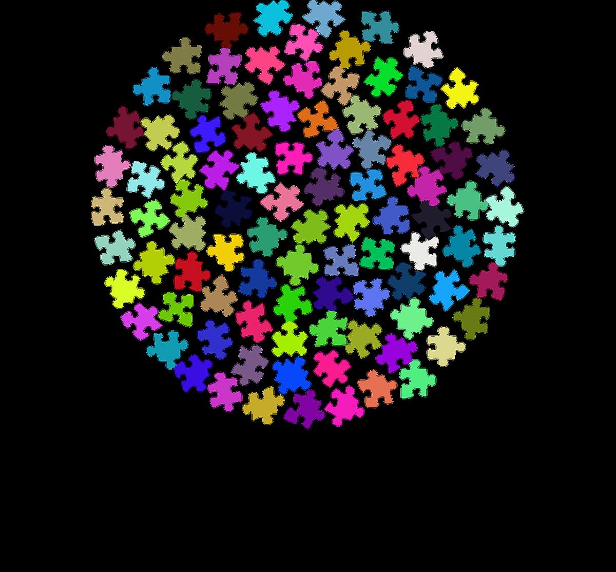 Puzzle clipart problem solving. Eileen gunn on twitter