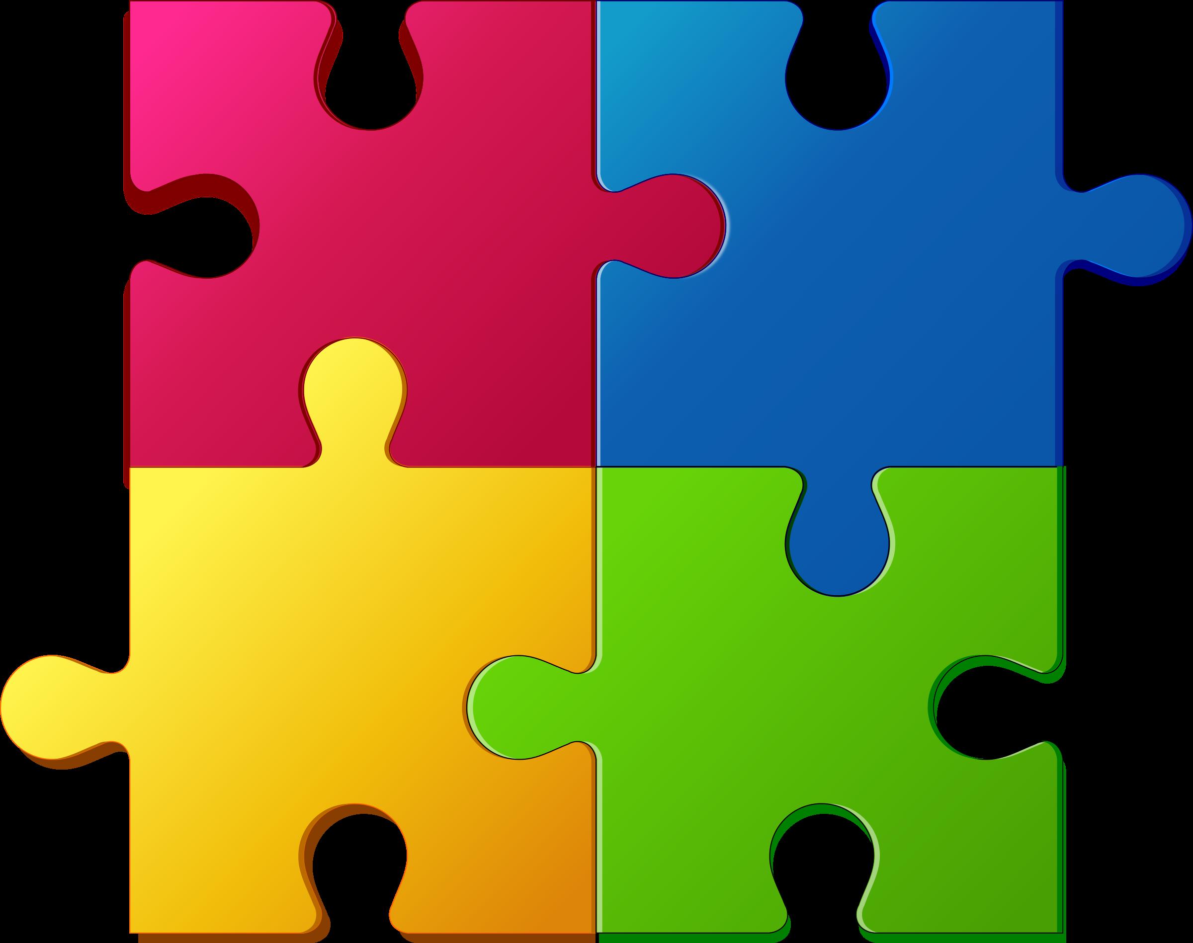 Jigsaw by voyeg r. Puzzle clipart problem solving