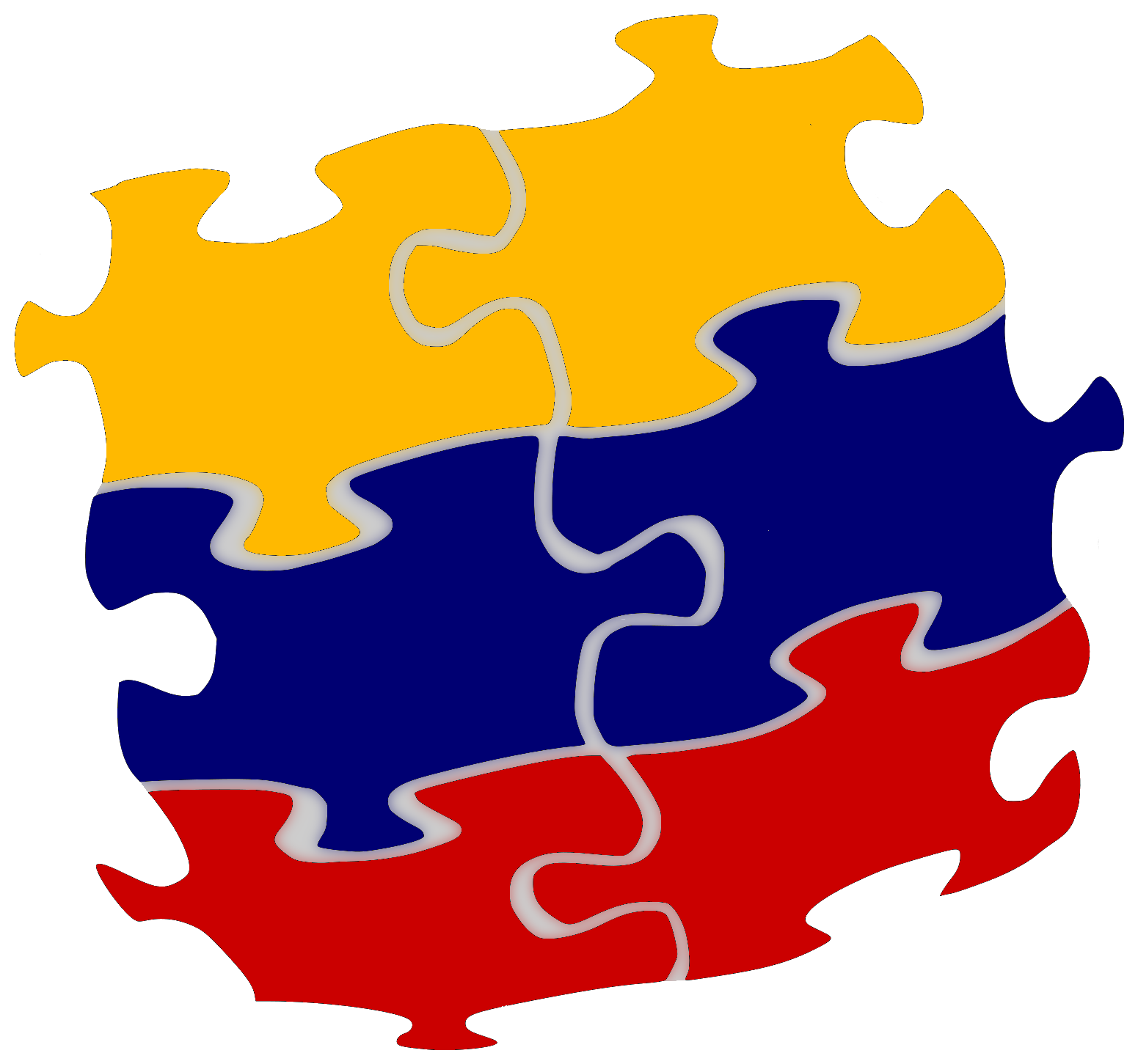 Puzzle clipart project summary. File wikiproject colombia logo