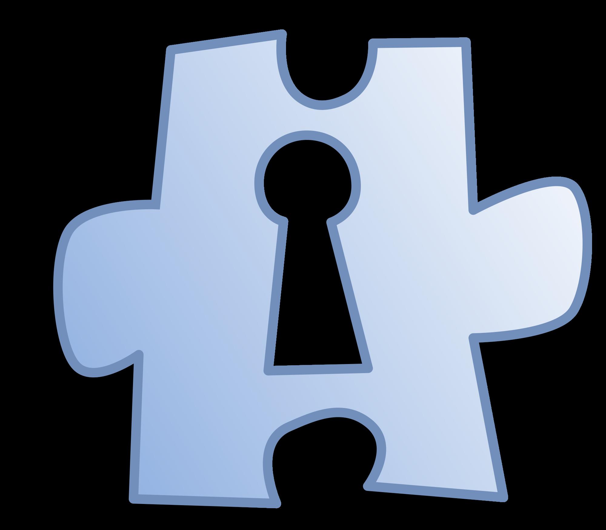 Puzzle clipart project summary. File portal svg wikimedia