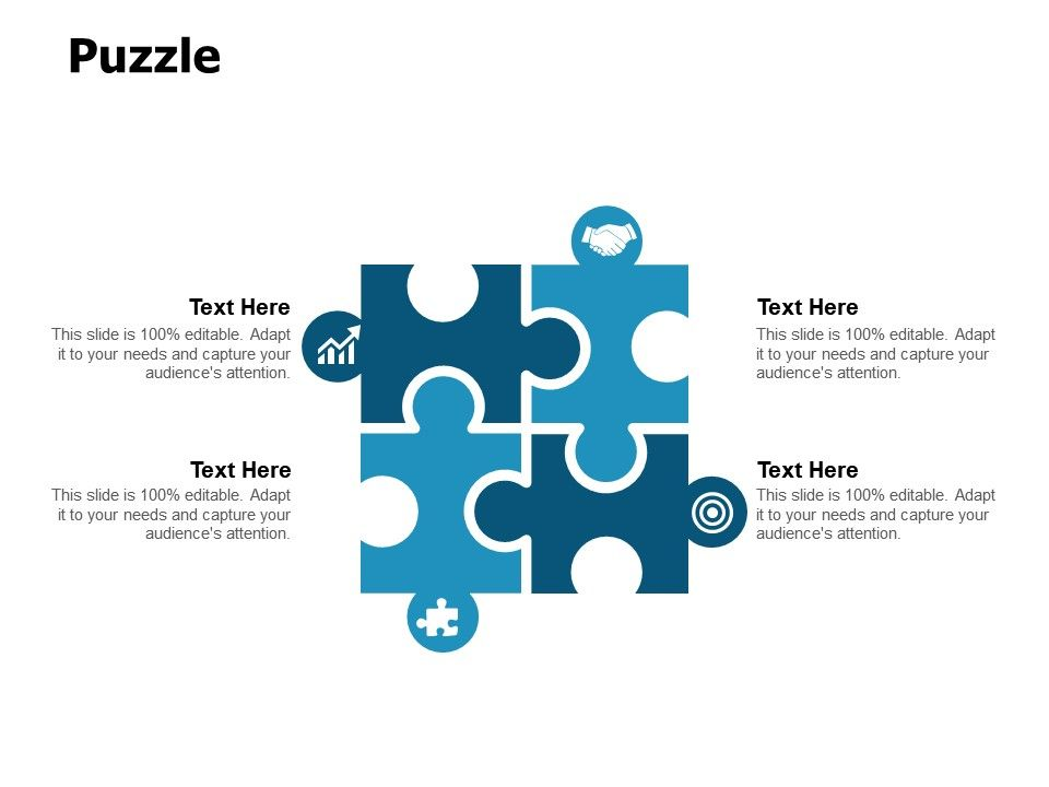 Problem a ppt powerpoint. Puzzle clipart project summary