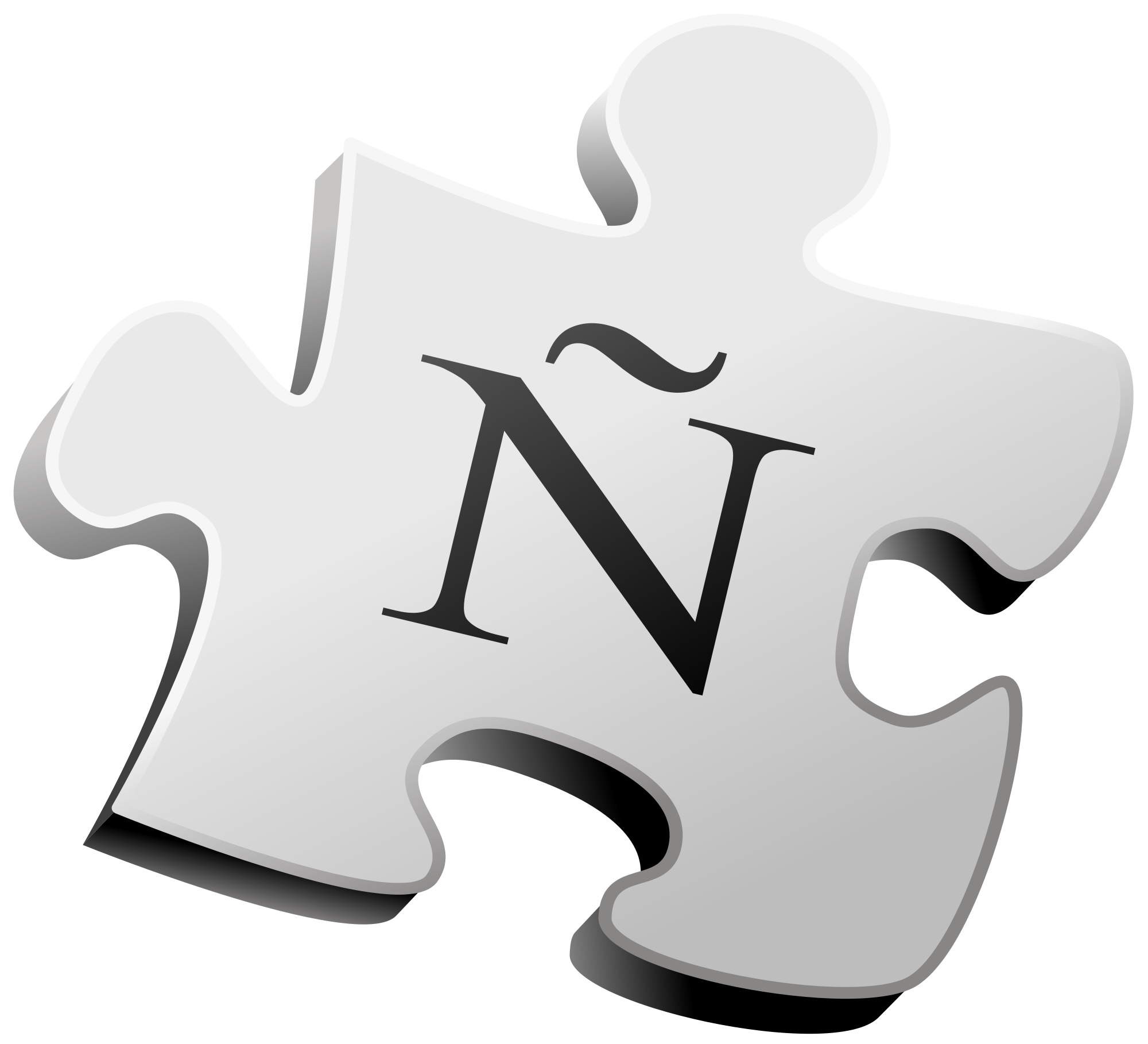 File spanish language wiki. Puzzle clipart project summary