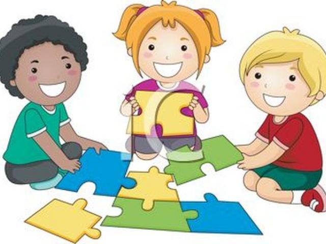 puzzle clipart puzzle time