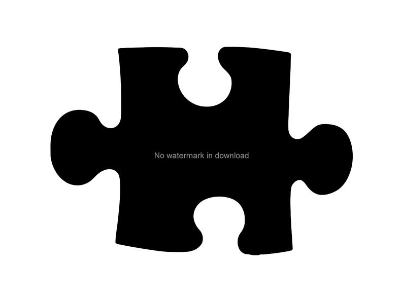 Puzzle clipart reason. Piece svg cutting file