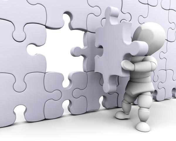 Clip art library . Puzzle clipart scenario