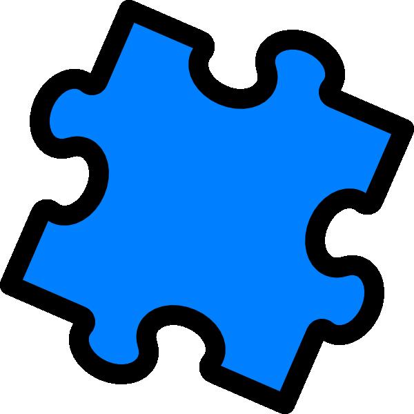 Jt piece clip art. Puzzle clipart shape