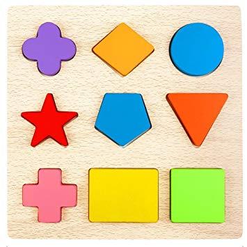 Puzzle clipart wooden puzzle. Lewo preschool shape puzzles