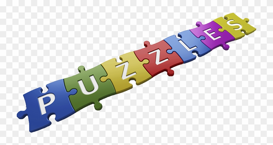 Puzzle clipart word puzzle. National jigsaw day squizzes
