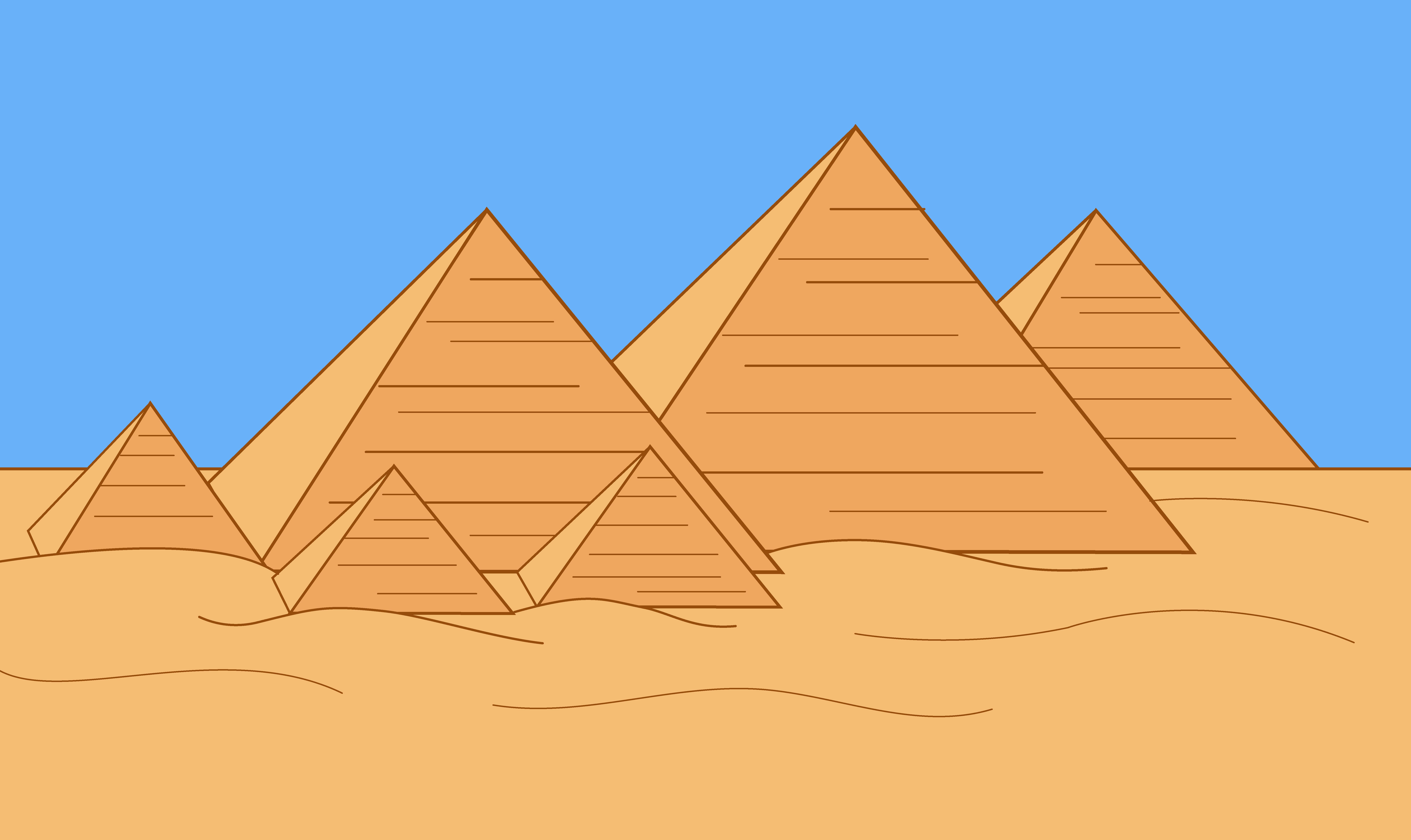 Egypt clipart pyramids. Ancient pyramid