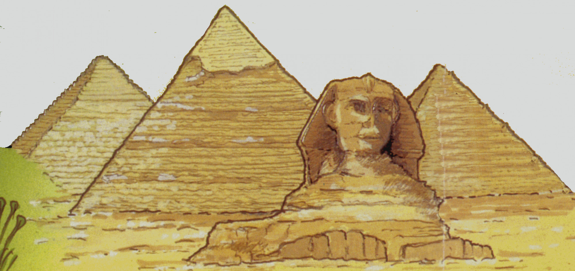 Wonderful of pyramid clip. Pyramids clipart