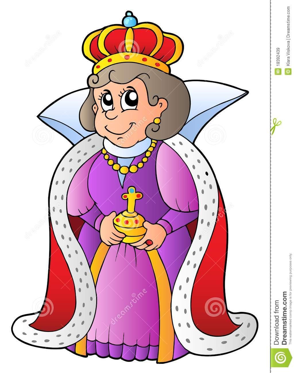 . Queen clipart