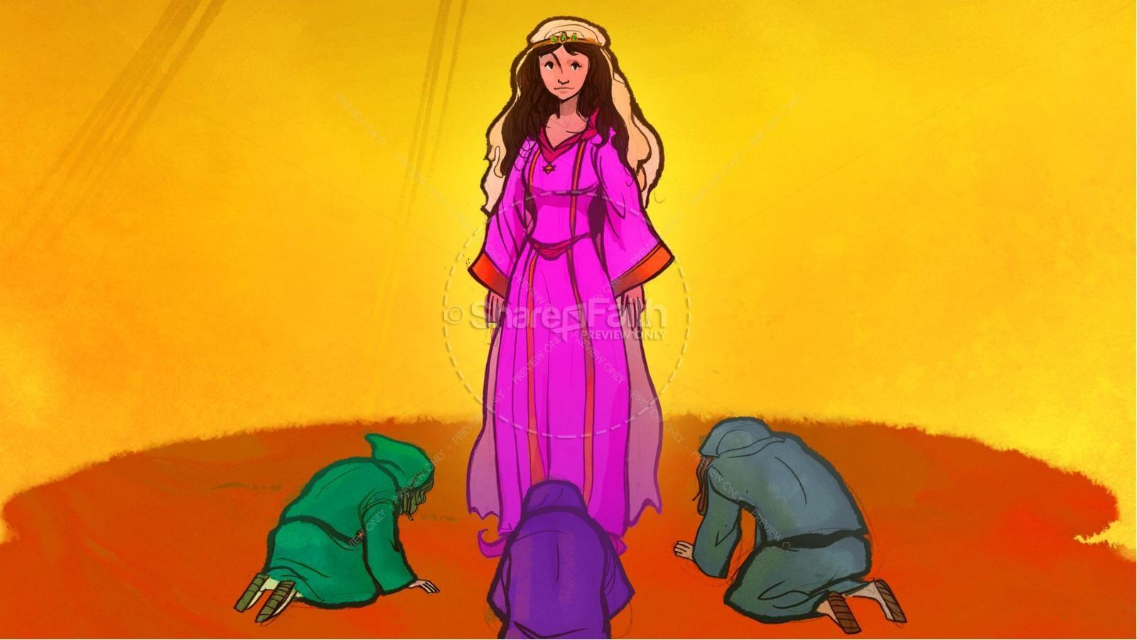 Esther kids story stories. Queen clipart bible