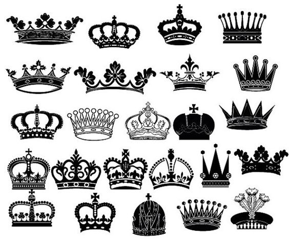 Queen clipart crown king. Download clip art and