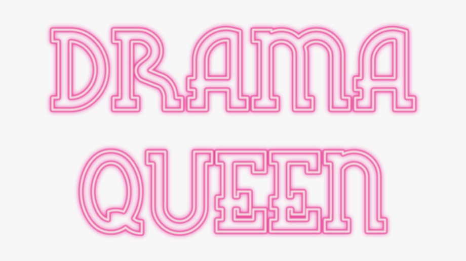 Queen clipart drama queen. Logo png transparent cartoon