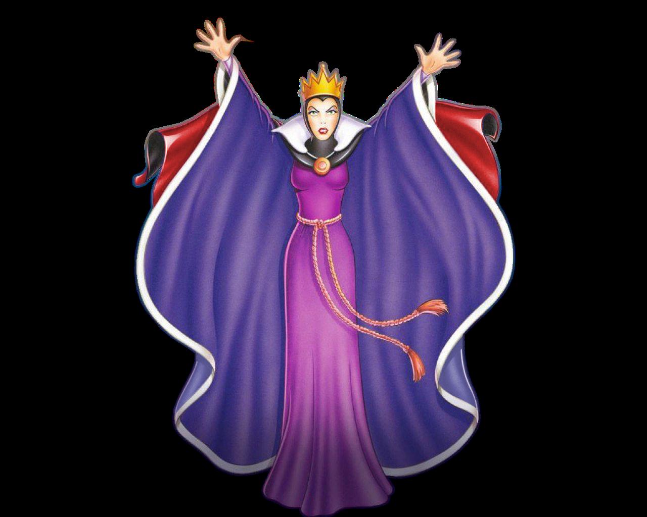 Queen clipart evil queen. A very merry un