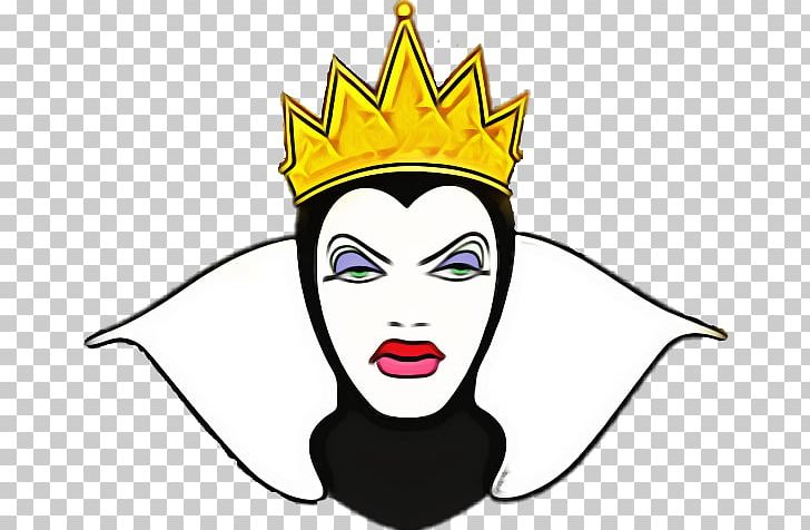 Evil snow white and. Queen clipart face