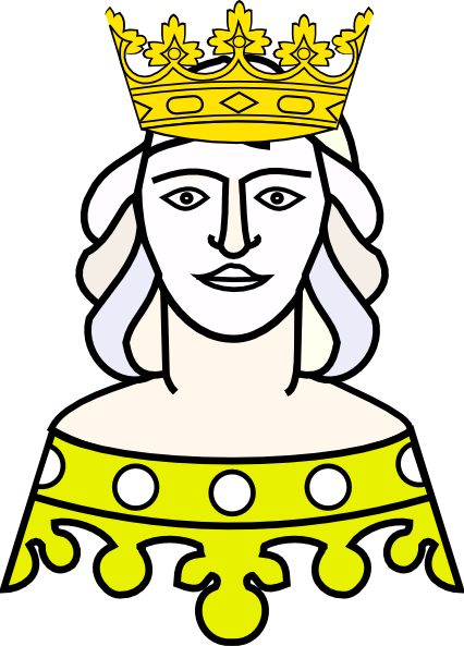 Free cliparts download clip. Queen clipart face