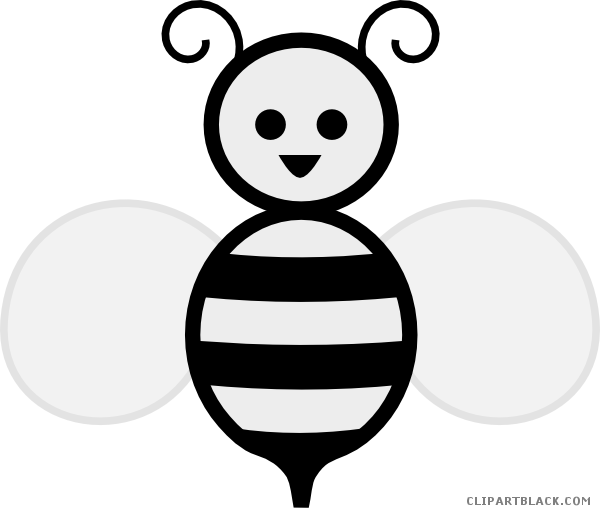 Bee page of clipartblack. Queen clipart honeybee