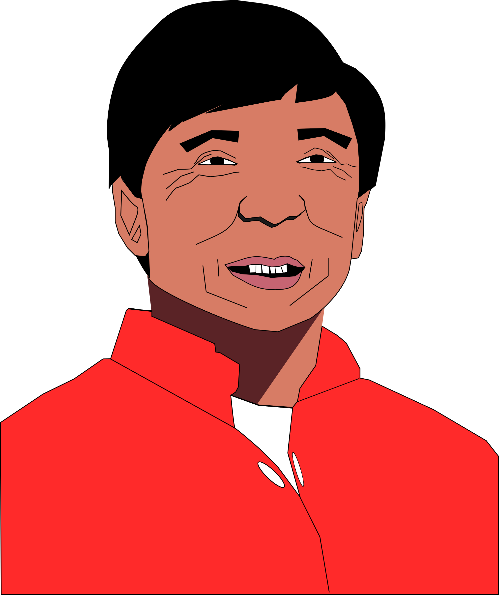 Queen clipart jackie. Chan big image png