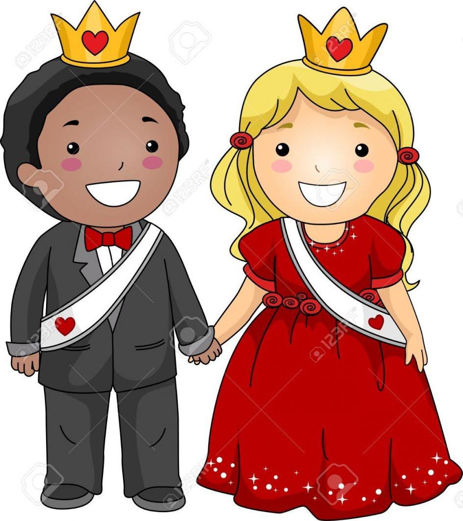 Queen clipart king boy. Free download best on