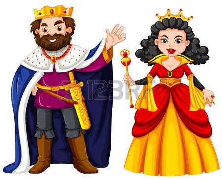 and clipartlook. Queen clipart king queen