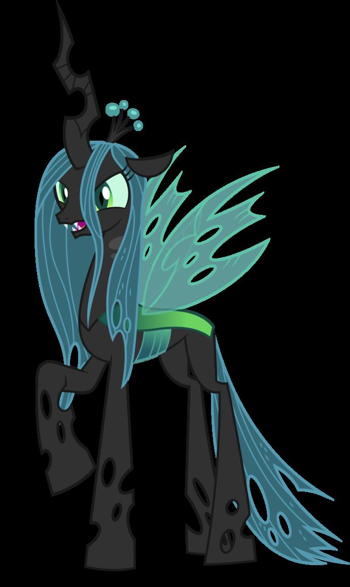 Queen clipart little queen. Chrysalis my pony friendship