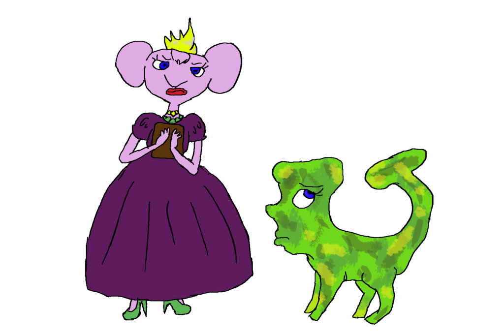 Queen clipart little queen. Jean and sneezy by