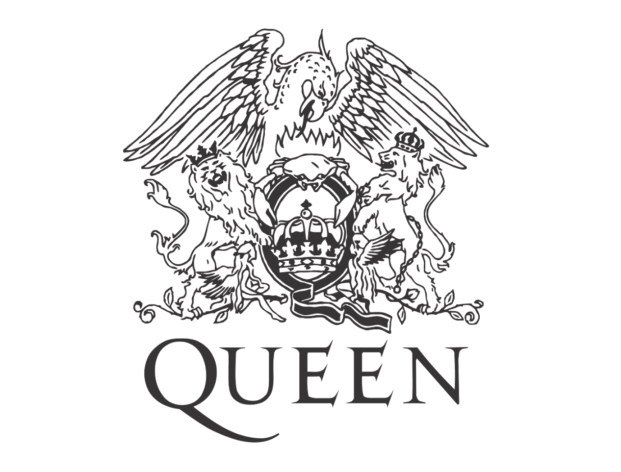 Queen clipart logo. Esprit pinterest queens