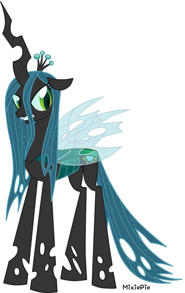 Queen clipart mark. Images of chrysalis cutie