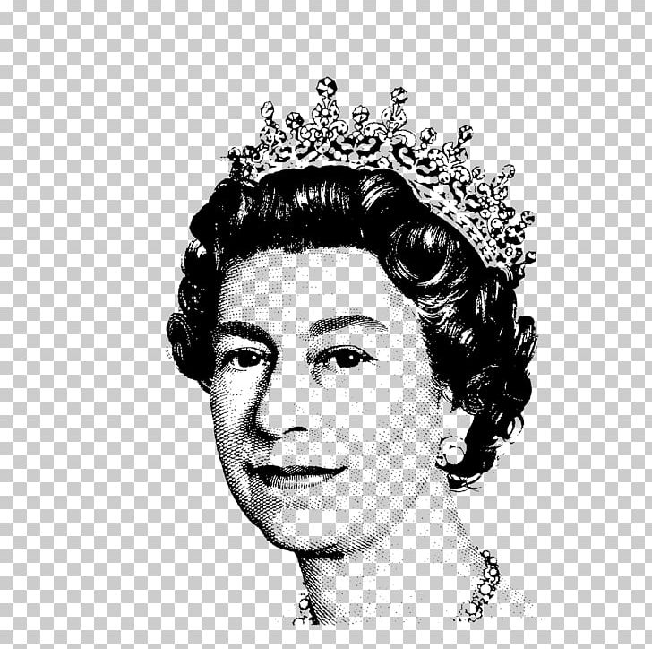 United kingdom elizabeth ii. Queen clipart queen british