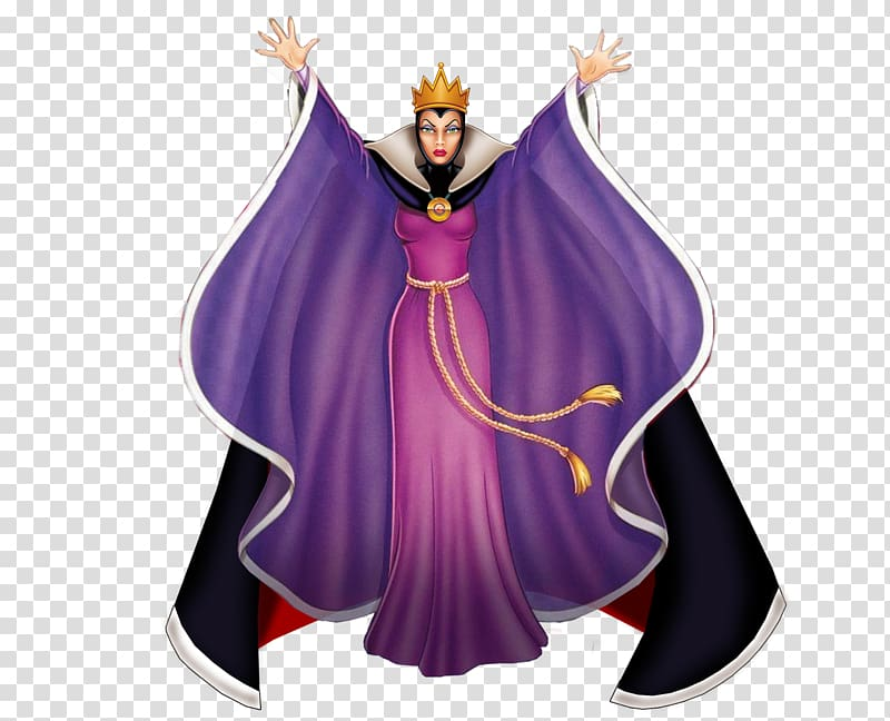 Queen clipart queen disney. Snow white evil