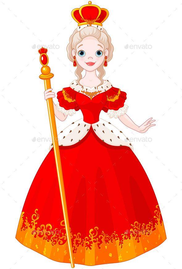 Queen clipart queen dress. Majestic fonts logos icons