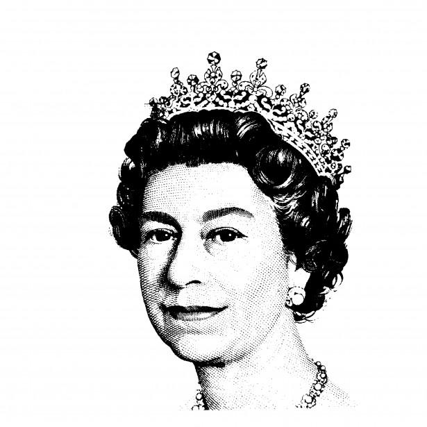 Queen clipart queen elizabeth. Ii free stock photo