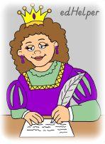 The quite of quito. Queen clipart quiet