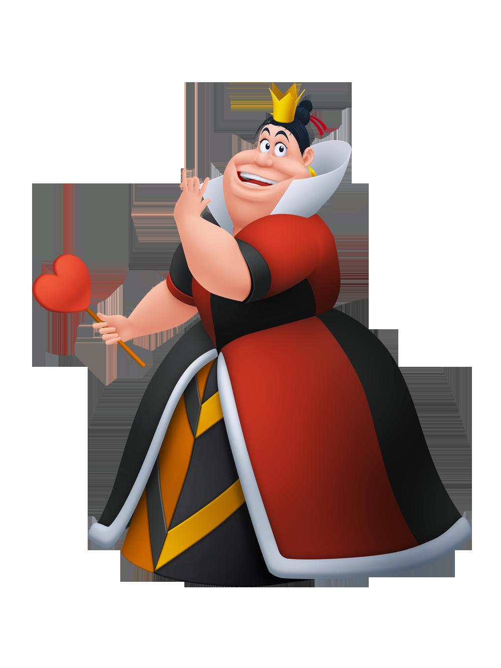 La de corazones paper. Queen clipart reina