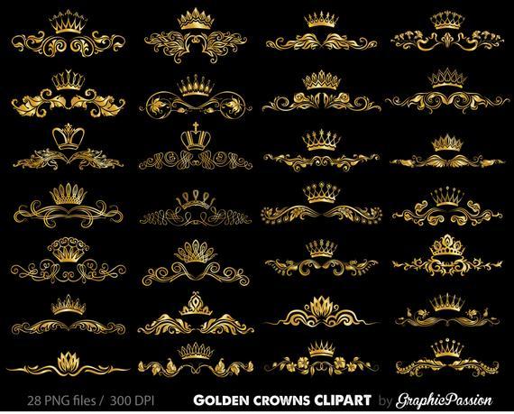 Crown king clip art. Queen clipart retro
